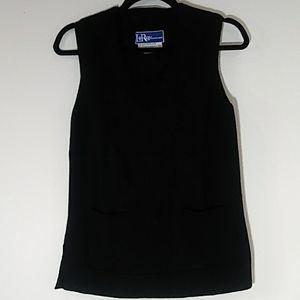Vintage Leroy knitwear sleeveless top